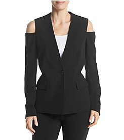 Nine West® Cold Shoulder Jacket