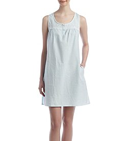 Miss Elaine® Stripe Nightgown
