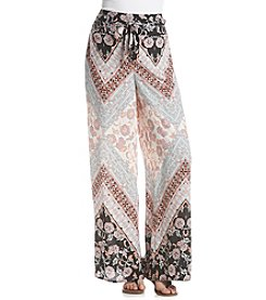 Sequin Hearts® Soft Palazzo Pants