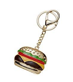 Relativity Hamburger Keychain