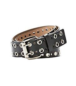 Steve Madden 1X Grommet Pant Belt