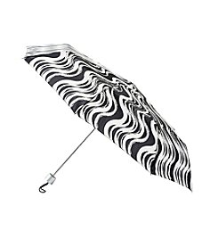 Tricoastal Wavy Print Umbrella