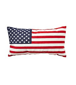 Living Quarters Americana Flag Pillow