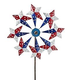 LivingQuarters Americana Pinwheel