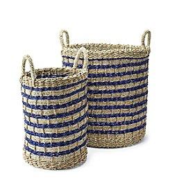 LivingQuarters Americana Basket