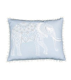 Emmett Elephant Reversible Decorative Pillow