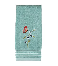 Saturday Knight, Ltd. Colorful Breeze Embroidered Hand Towel