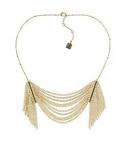 Laundry® Fringe Frontal Necklace