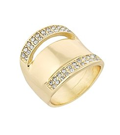Laundry® Pave Metal Ring