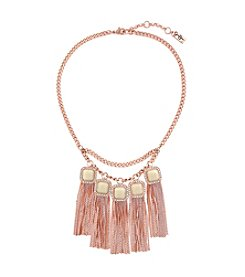 Jessica Simpson Statement Drama Necklace
