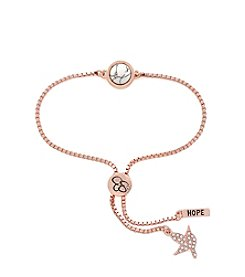 Jessica Simpson Hope Slider Bracelet