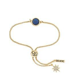 Jessica Simpson Believe Slider Bracelet