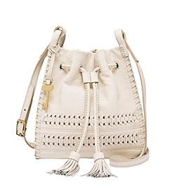 Fossil® Claire Small Drawstring Crossbody