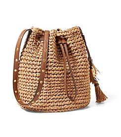 Lauren Ralph Lauren® Janice Straw Bag