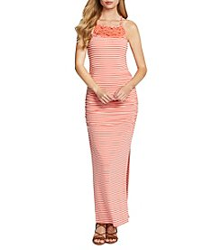 Jessica Simpson Colorblock Maxi Dress