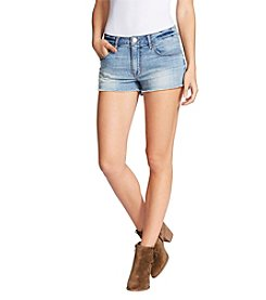 William Rast® Side Slit Shorts