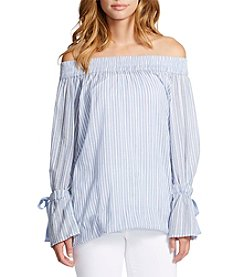 William Rast® Off-Shoulder Tunic Top