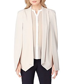 Tahari® Cape Jacket