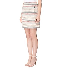 Tahari ASL® Tweed Skirt