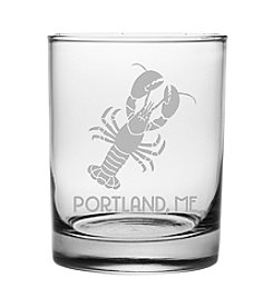 Susquehanna Glass Portland Lobster Glass