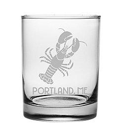Susquehanna Glass Portland Lobster Glass
