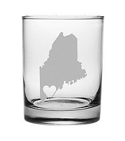 Susquehanna Glass Portland Heart Glass