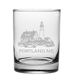 Susquehanna Glass Portland Lighthouse Glass