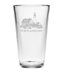 Susquehanna Glass Portland Lighthouse Glass