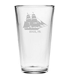 Susquehanna Glass Erie Pennsylvania Ship Glass