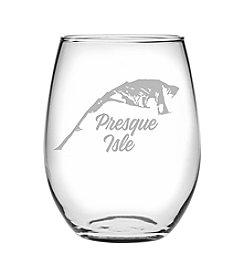 Susquehanna Glass Presque Isle Wine Glass