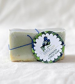 Pure Grace Soap Lavender Forest Bar Soap