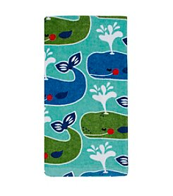 Ritz™ Whales Allover Kitchen Towel