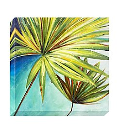 LivingQuarters Old Havana Palerma Canvas Wall Decor