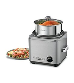 Cuisinart® 8-Cup Rice Cooker with Built-In Steam Tray