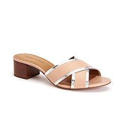COACH MURIEL SLIDE SANDALS