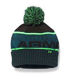 Under Armour® Boys' Pom Beanie