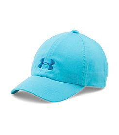 Under Armour® Girls' Solid Armour Cap