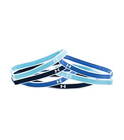 Under Armour® Girls' 6-Pack Mini Headbands