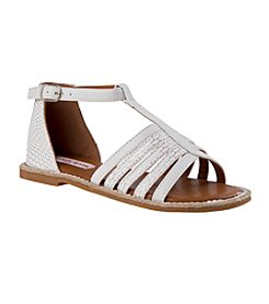 Josmo® Girls' Faux Leather Sandal