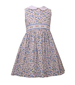 Bonnie Jean® Girls' 4-6X Floral Printed Dress