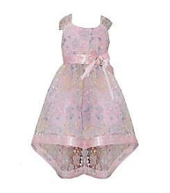 Bonnie Jean® Girls' 4-6X Embroidered Flower Dress