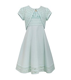 Bonnie Jean® Girls' 7-16 Triple Strap Dress
