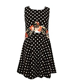 Bonnie Jean® Girls' 7-16 Polka Dot Dress