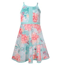 Bonnie Jean® Girls' 7-16 Novelty Knit Dress