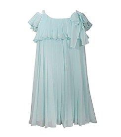 Bonnie Jean® Girls' 7-16 Chiffon Cold Shoulder Dress