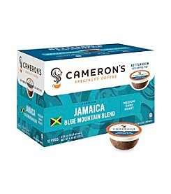 Cameron's Specialty Coffee Premium Jamaica Blue Mountain Blend Single Serve Coffee
