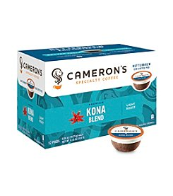 Cameron's Specialty Coffee Premium Kona Blend 12-ct. Single Serve Coffee