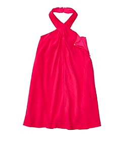 Polo Ralph Lauren® Girls' 2T-6X Halter Gauze Dress