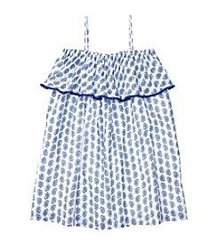 Polo Ralph Lauren® Girls' 2T-6X Printed Maxi Dress