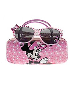 Riviera® Girls' Minnie Mouse® Glasses with Case